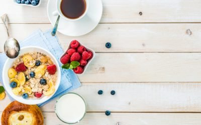 Think Outside the Cereal Box – Healthy Breakfast Ideas
