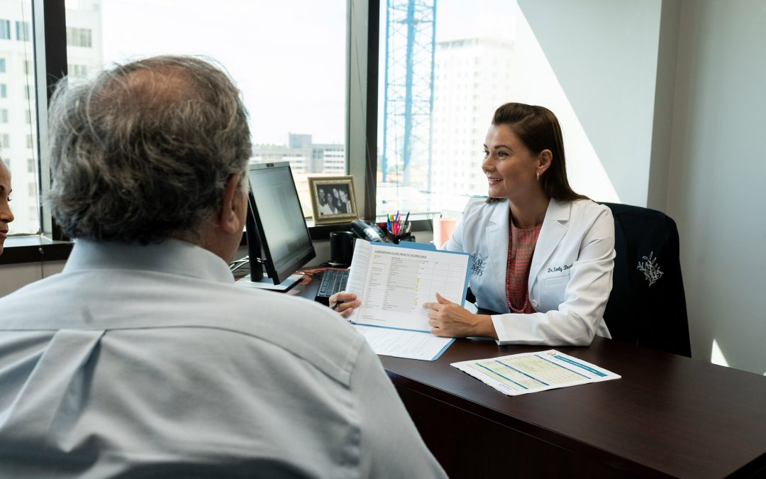 How Dr. Burk Helps Her Patients Find the Perfect Supplement Regimen for Long-Term Health and Wellness